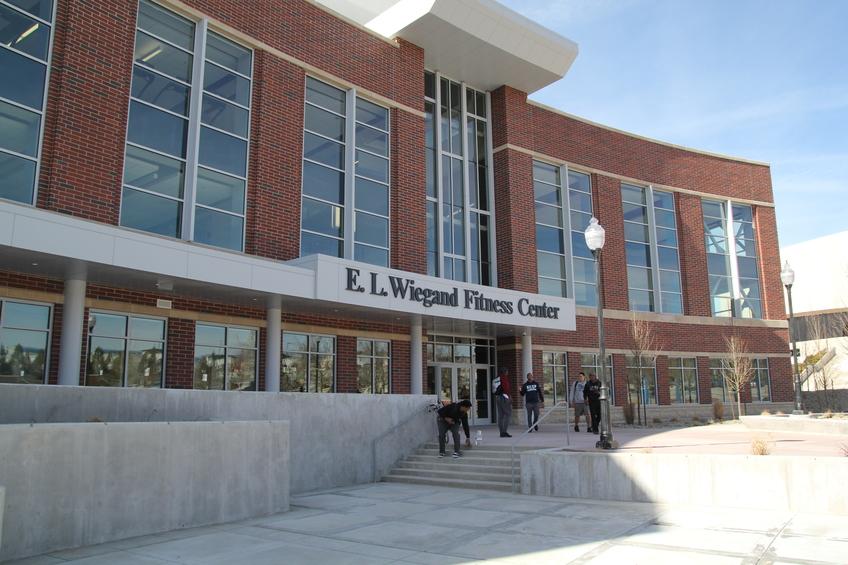 The E.L. Wiegand Fitness Center