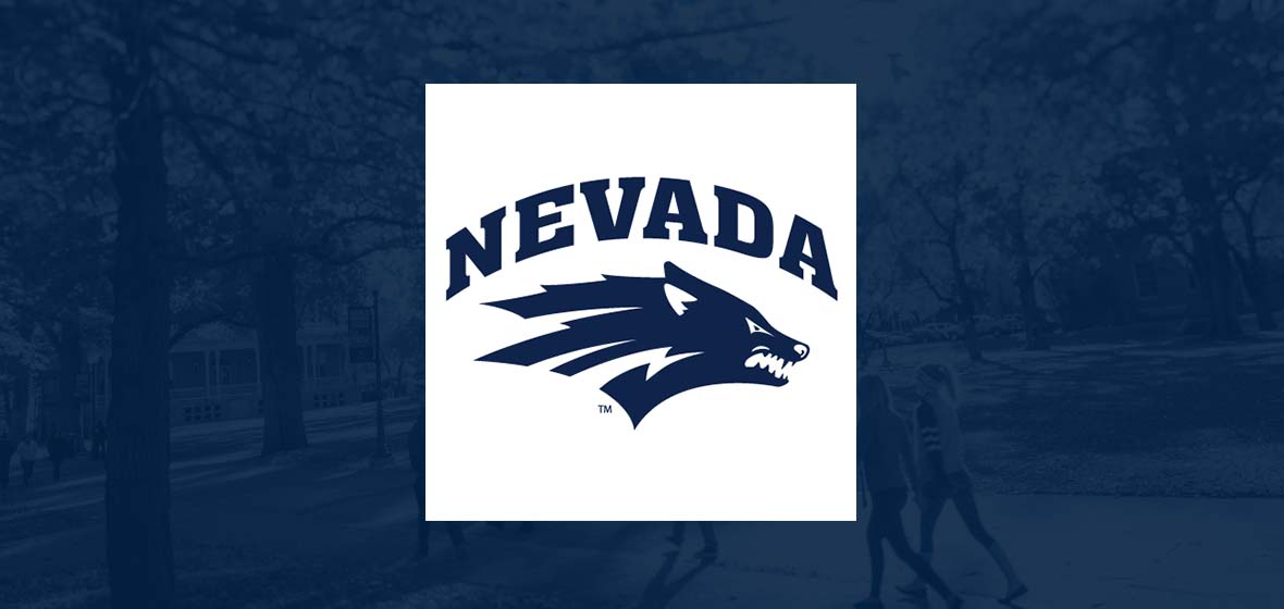 Nevada Wolf Pack athletics sport wolf logo