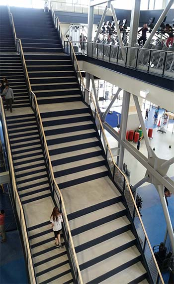 Workout Staircase