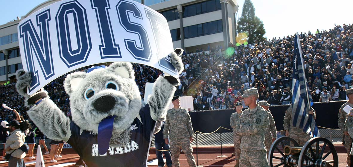 Nevada Football Silver and Blue Spring Game One Day Only! Saturday, April 28, 2-4 p.m.