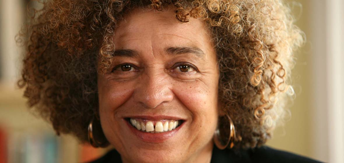 Activist and Professor Emerita Angela Davis