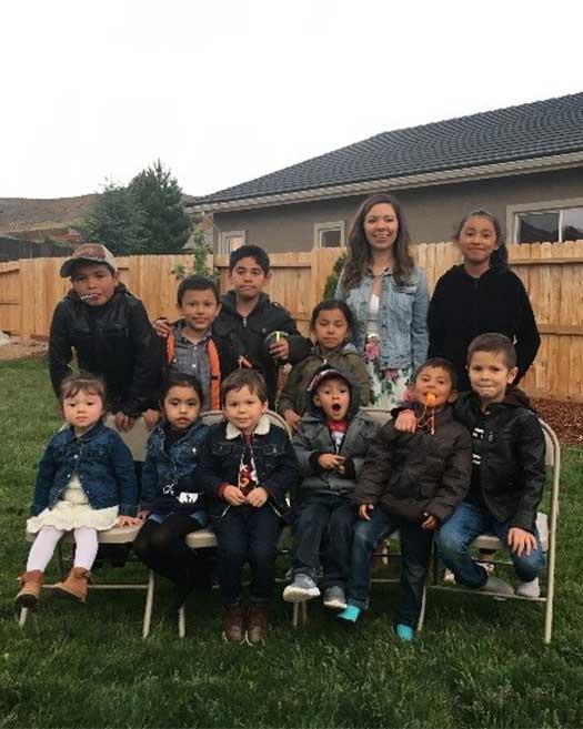 nunez zepeda with family