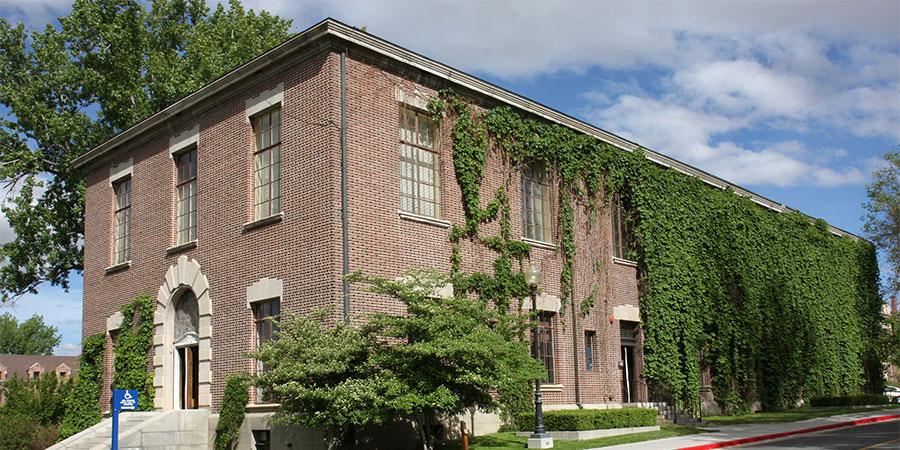 Clark Administration building