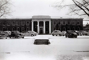 Thompson Building Circa 1950
