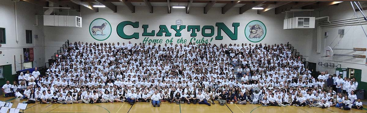 Clayton Middle School Panoramic
