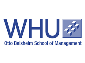 WHU – Otto Beisheim School of Management logo
