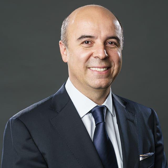 Mehmet S. Tosun headshot