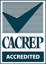 Council for Accreditation of Counseling and Related Educational Programs (CACREP) logo
