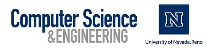 Computer Science and Engineering University of Nevada, Reno logo