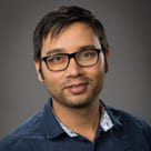 Headshot of Saroj Dhital