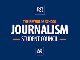 Journalism Student Council logo