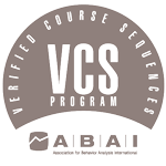 ABAI VCS program seal