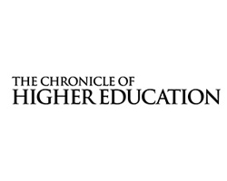 Official Logo for Chronicle of Higher Education
