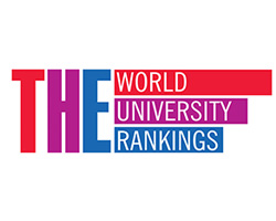 Official Logo for Times Higher Education World University Rankings