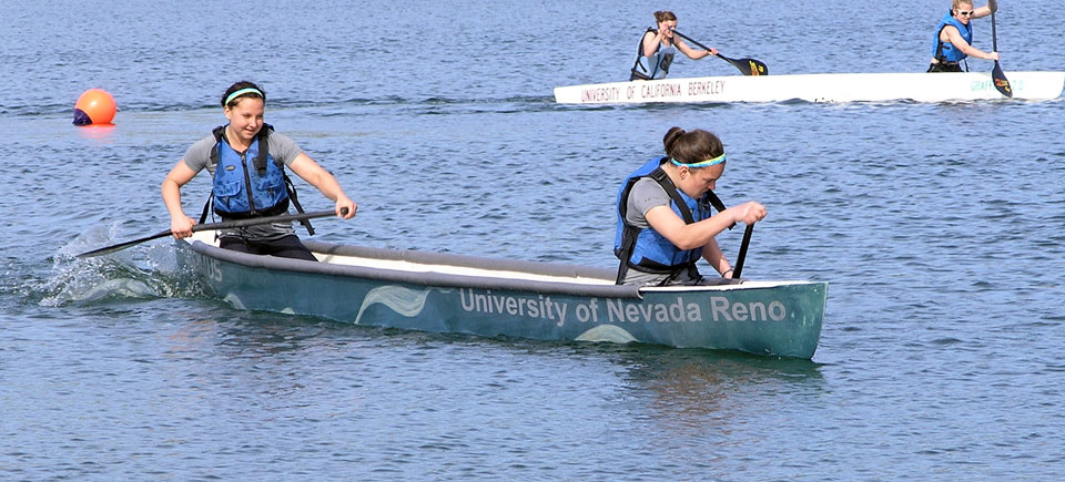 Concrete Canoe Race