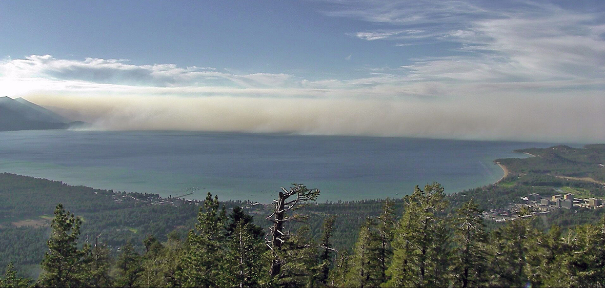 tahoe fire cams