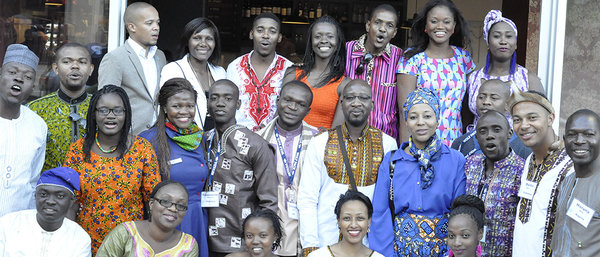 Mandela Washington YALI Fellows