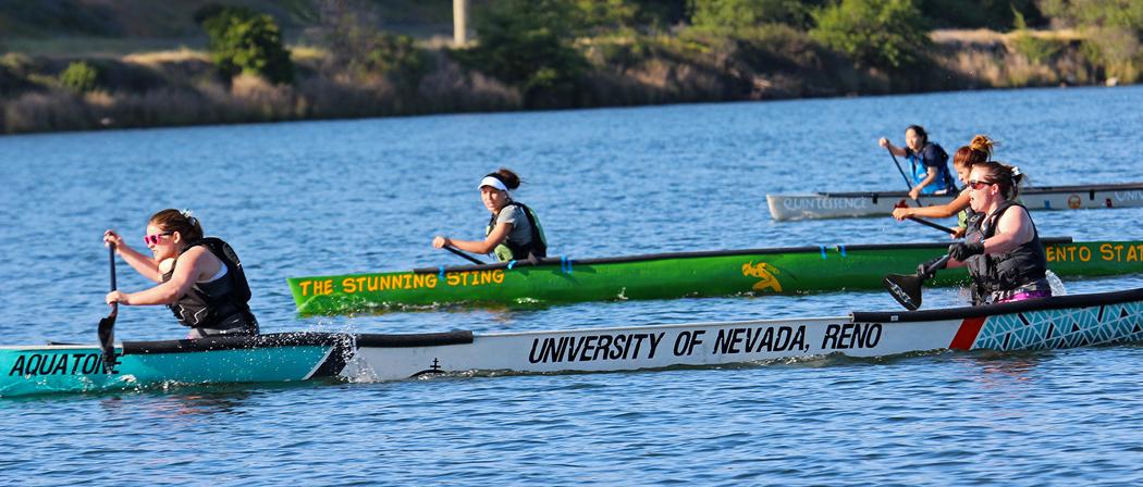 concrete canoe sprint