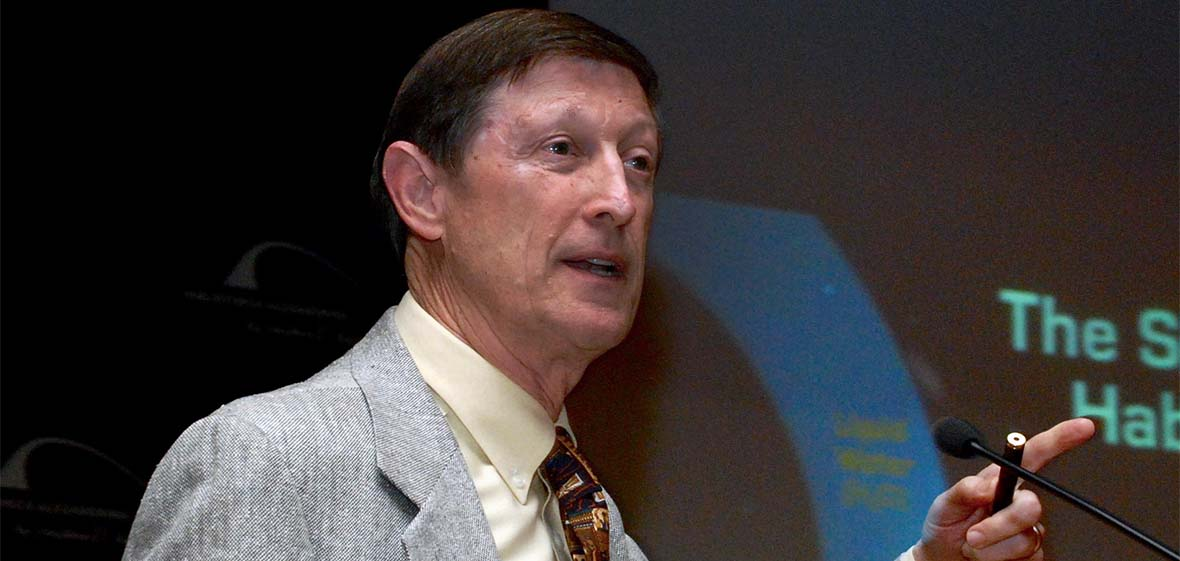 Robert Williams, Hubble Telescope scientist