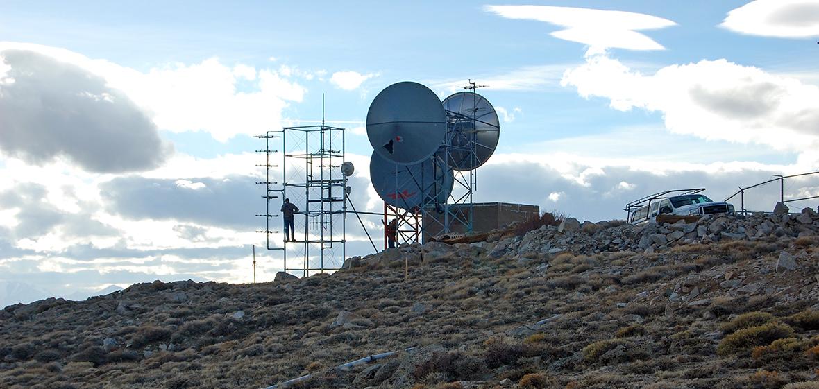 Seismo Communication Installation