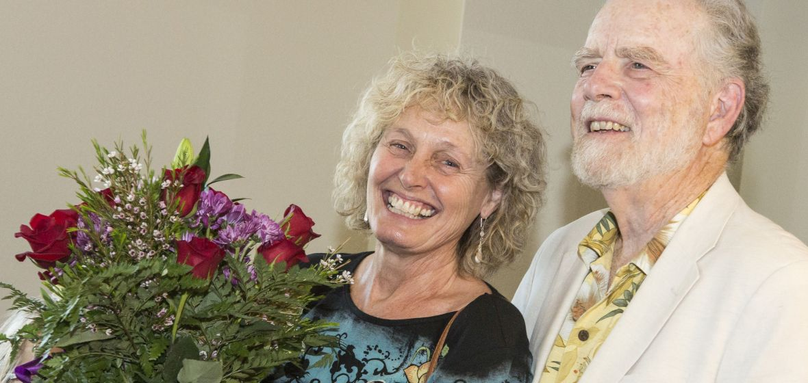 Cynthia and Jim Richardson