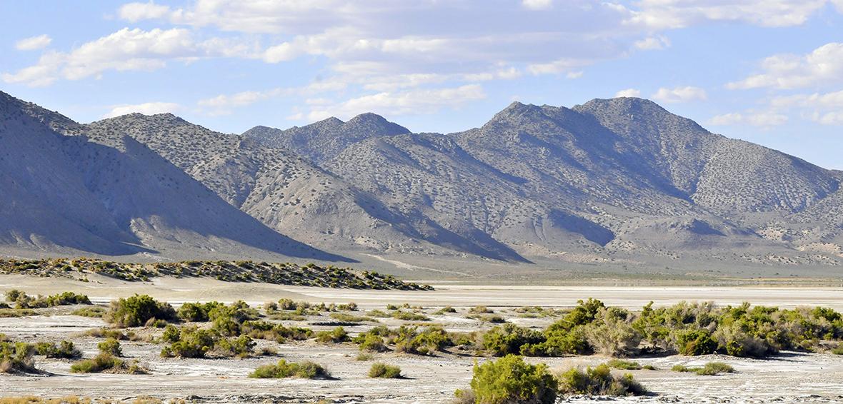 Granite Range near Gerlach Nevada