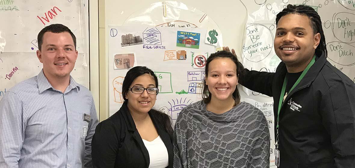 Communities in Schools of Western Nevada at Hug High