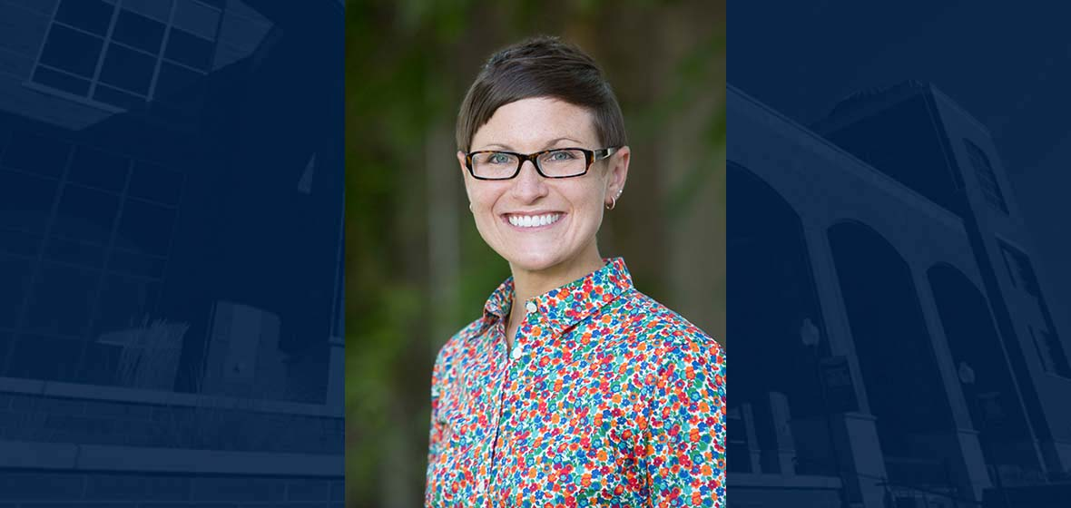 Jennifer Lanterman wins AAUW American Fellowship Award