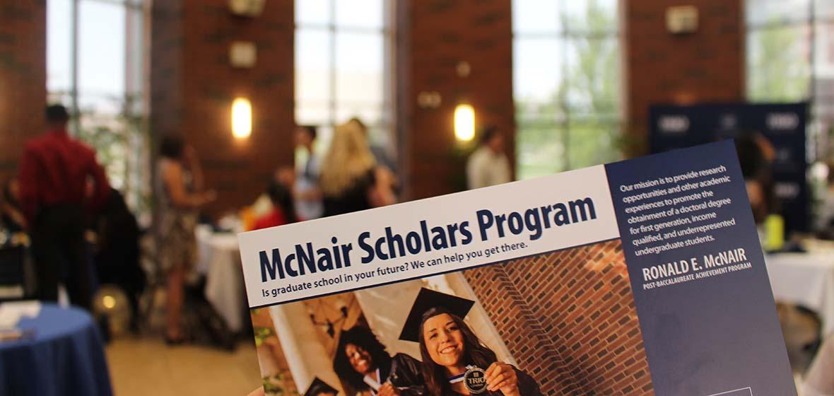 2017 McNair Scholars Research Symposium