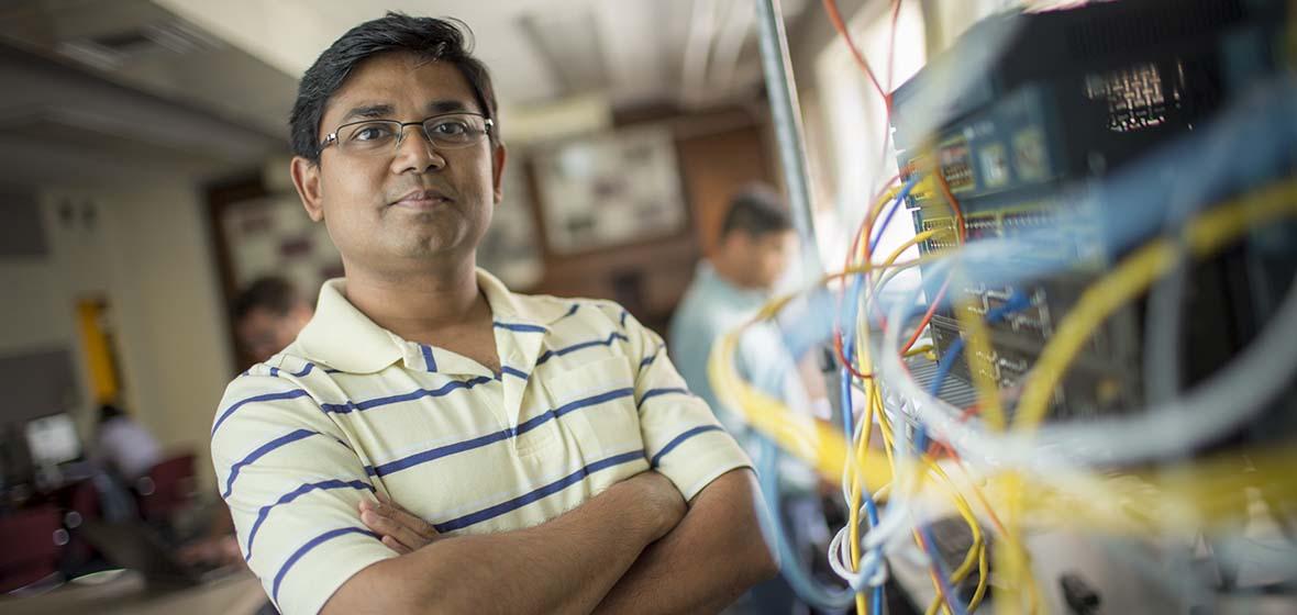 Dr. Shamik Sengupta