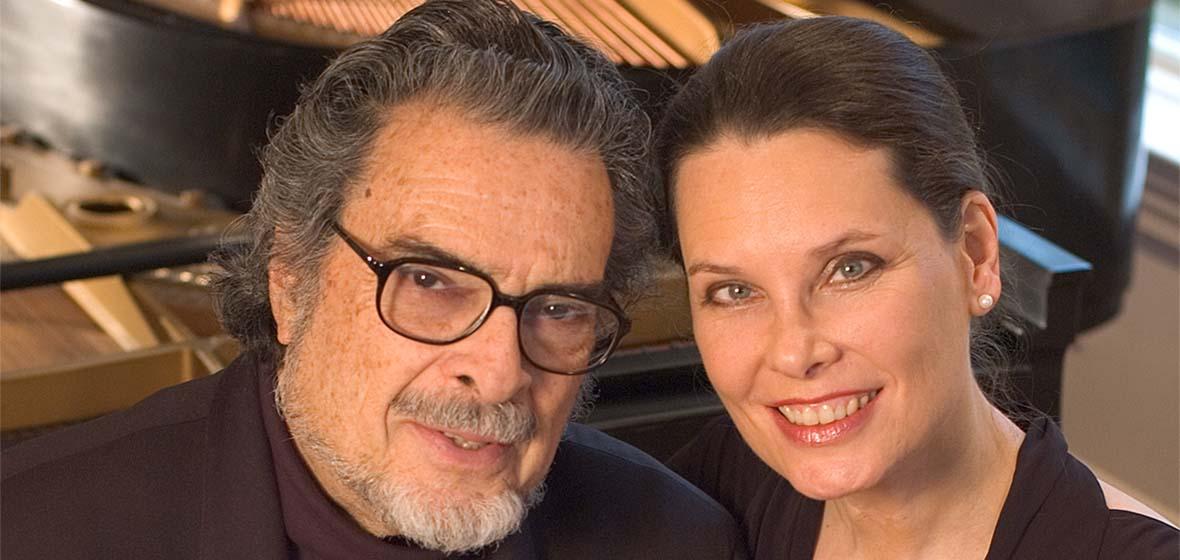 Leon Fleisher and Katherine Jacobson