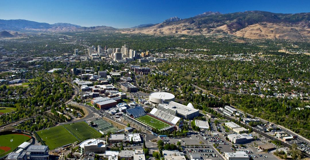 Northern Nevada, Ariel campus image