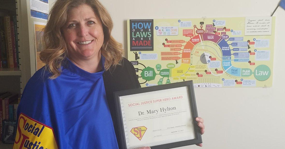 Mary Hylton