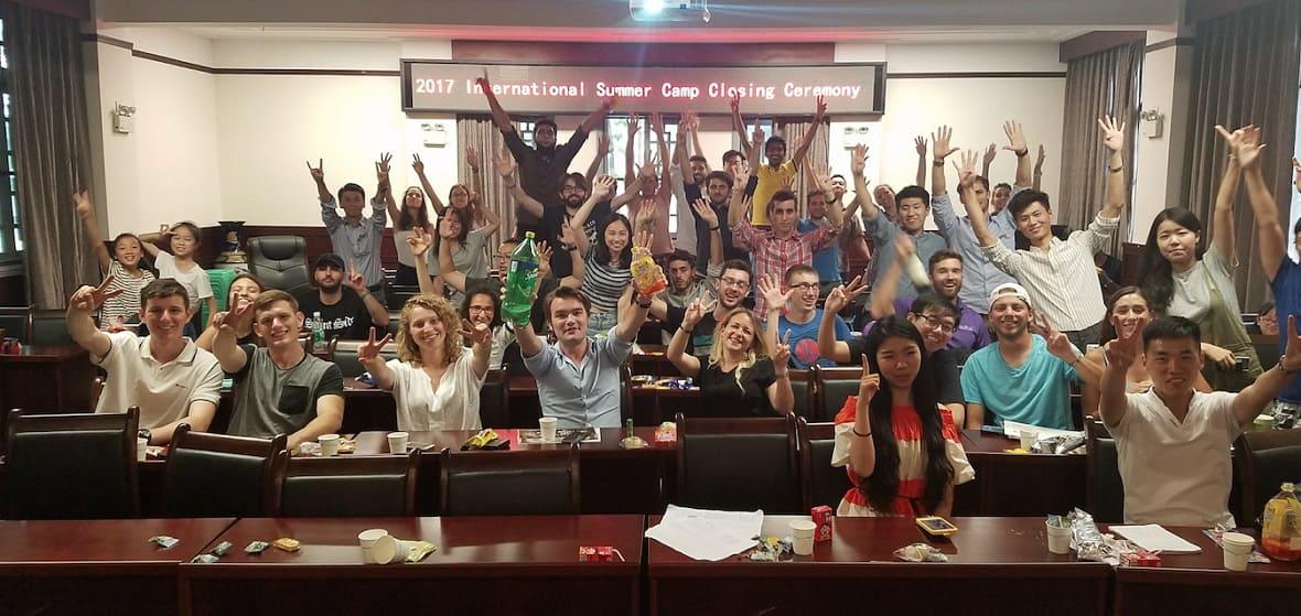 Summer semester abroad at Chongqing University