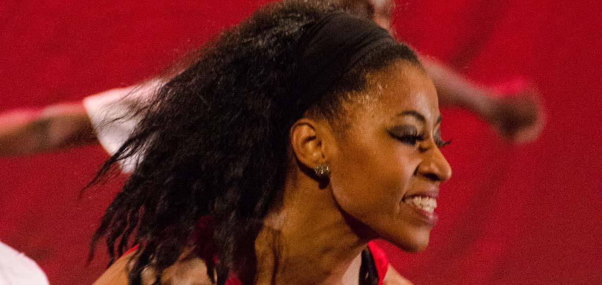 Lula Washington Dance Theatre Company
