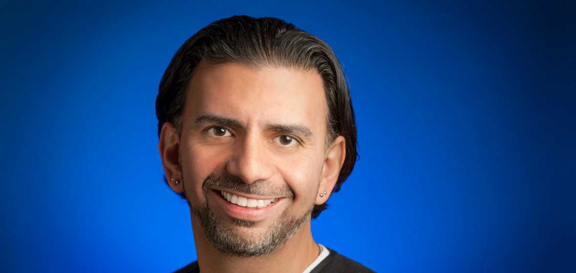 Discover Science Lecture speaker Jaime Casap