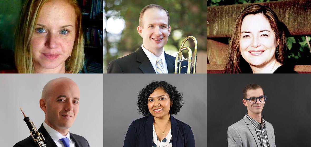 Jamie Palmer, James Albrecht, Guadalupe Escobar, Aaron Hill, Nasia Anam, Tyler Brownlow-Calkin