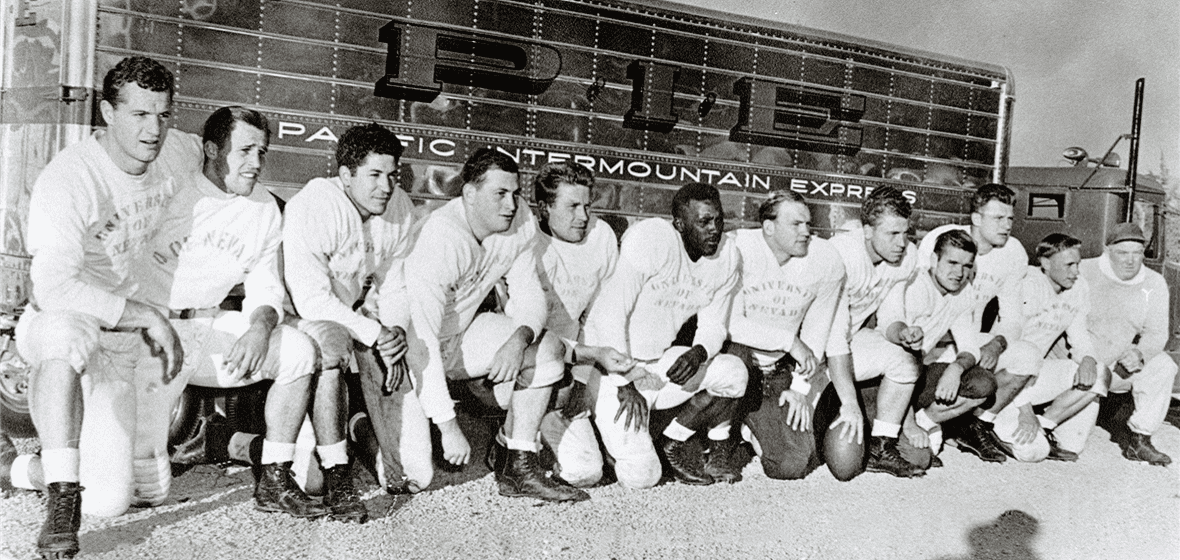 Legacy Of The Greats How The Wolf Pack Teams Of The 1940s Beat Jim Crow University Of Nevada Reno