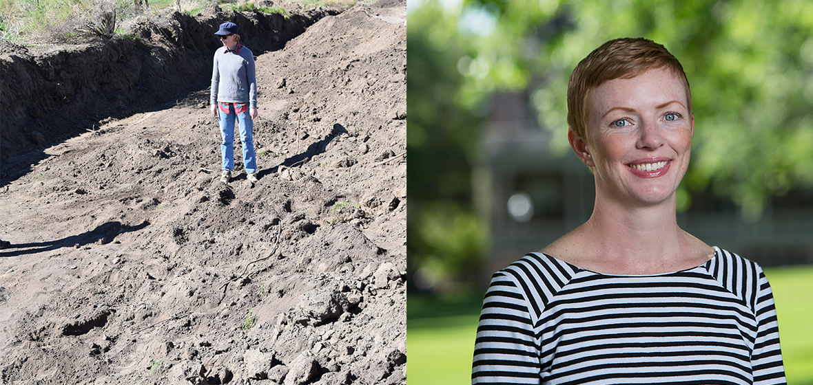 University Forensic Anthropologist Works With Coroner To Identify Human Remains University Of Nevada Reno