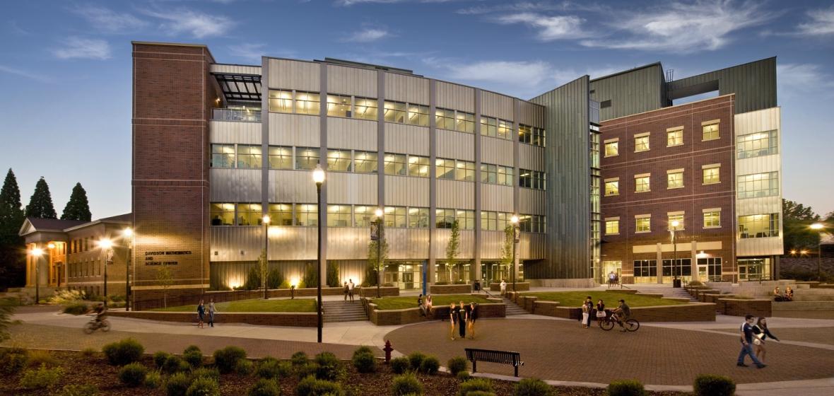 Davidson Mathematics and Science Building