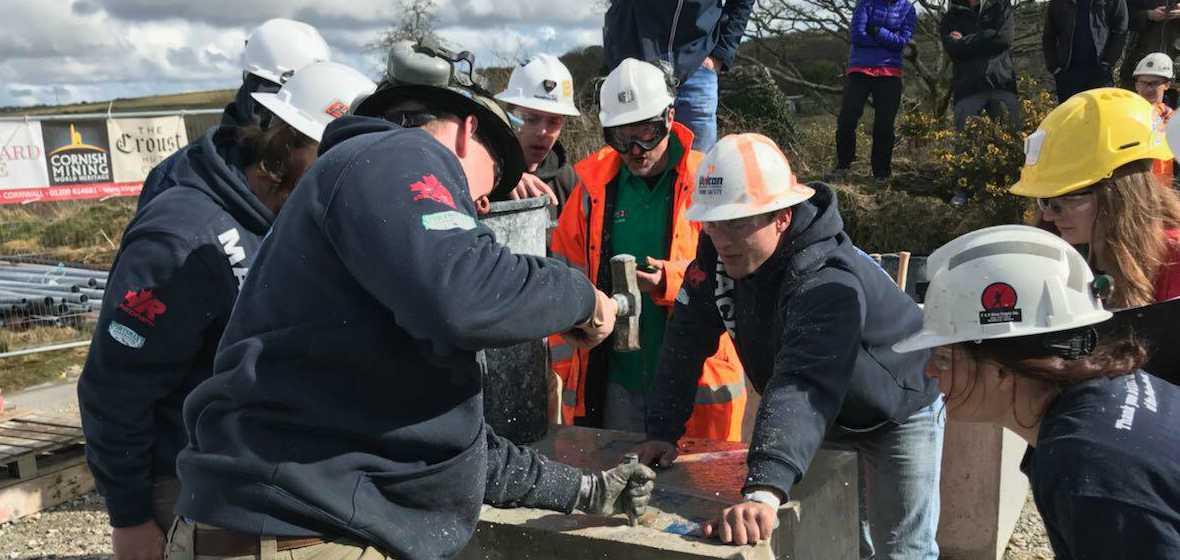 Mackay Mucker hammer in handsteel event