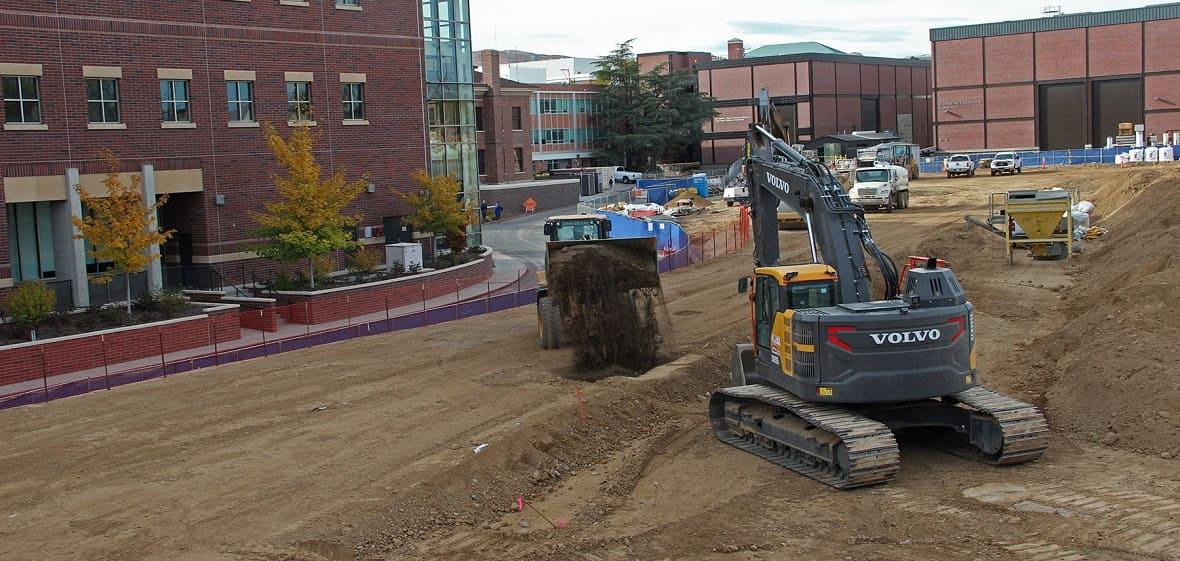 New engineering building groundbreaking