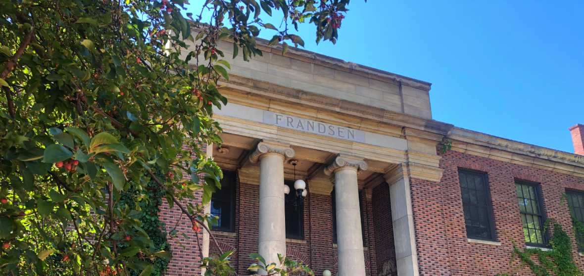 Frandsen Humanities Building