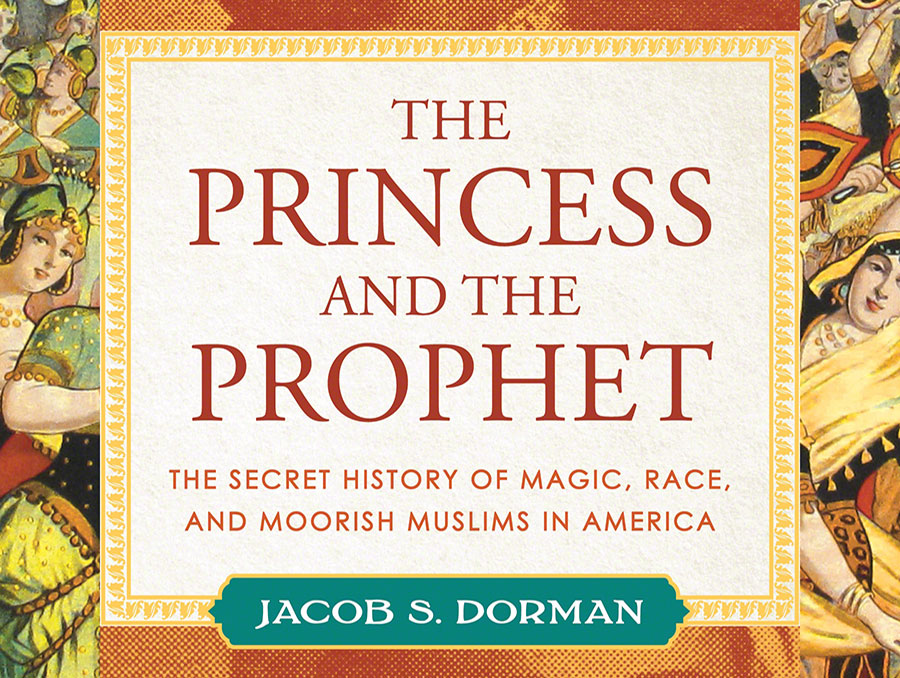 The Princess and the Prophet book jacket
