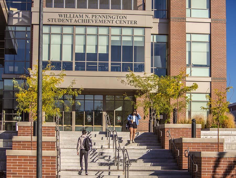William N. Pennington Student Achievement Center on the University of Nevada, Reno campus
