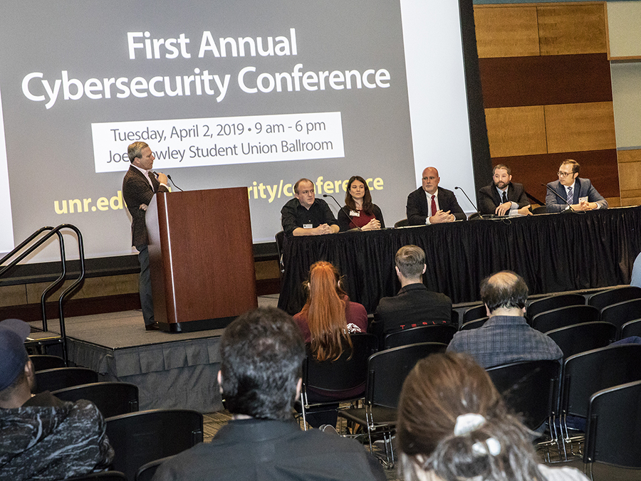 cybersecurity conference 2019 panel discussion