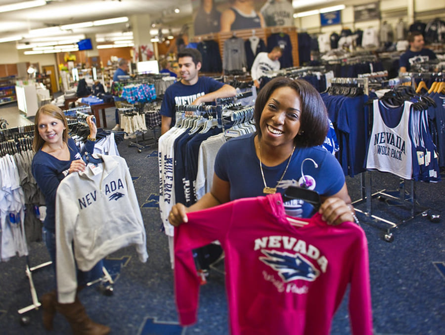 Barnes Noble College To Manage University Bookstore Operations University Of Nevada Reno Shop the unlv bookstore for men's, women's and children's apparel, gifts, textbooks and more. barnes noble college to manage