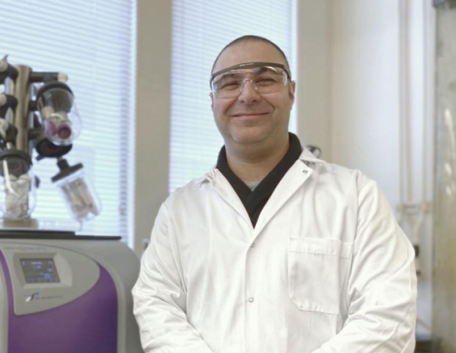 University of Nevada, Reno chemical biologist Yftah Tal-Gan