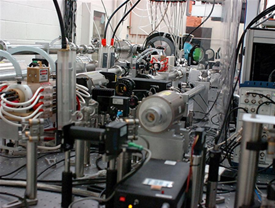 Leopard Laser array