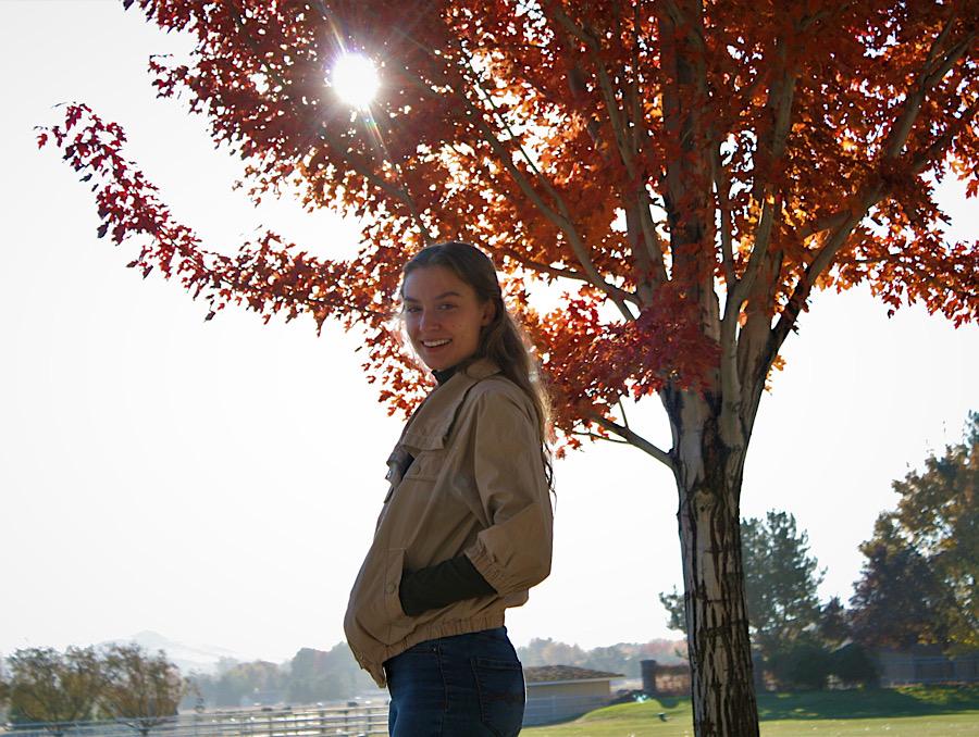 CREATE Scholar Amelia Bryan
